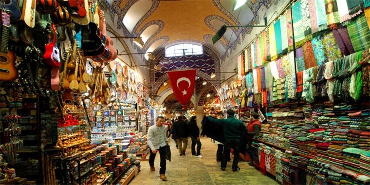 Istanbul Grand Bazaar Tours