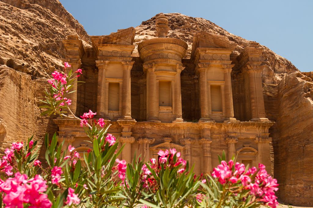 treasury-of-petra-jordan