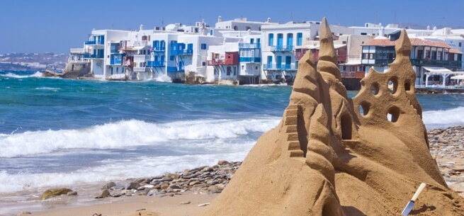 Greece Travel Package To Athens Mykonos Santorini Greece - Greece travel packages