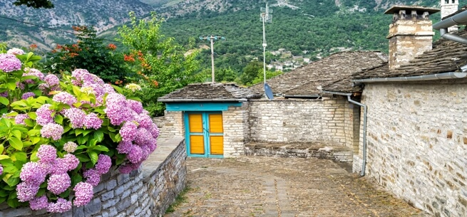 Zagoria Greece Mainland