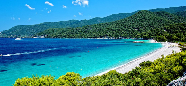 Beaches of Skopelos