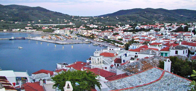 Episkopi in Skopelos