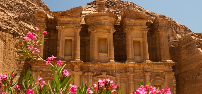 Treasury Petra Tours Jordan
