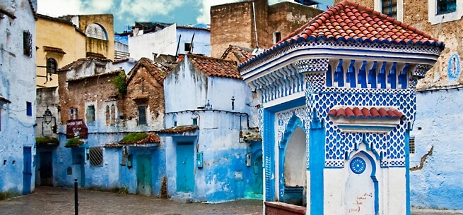 Streets of Morocco Tours