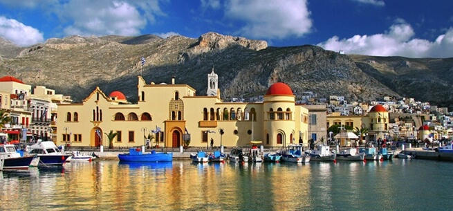 Kalimnos Greece