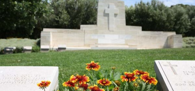 Gallipoli memorials