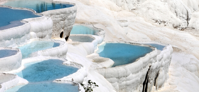 Travetens of Pamukkale